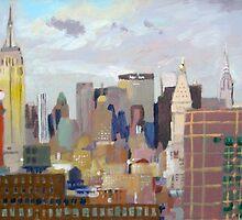 Manhattan by jrutland
