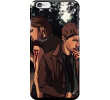 Winchesters iPhone Case/Skin