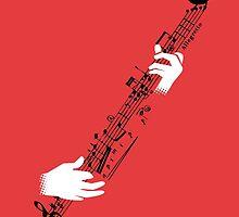String Instrument by Budi Satria Kwan