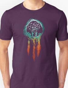 The Dream catcher (rustic magic) T-Shirt