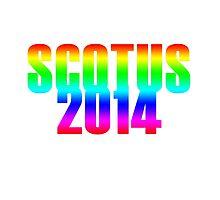 Rainbow SCOTUS 2014 by TWCreation