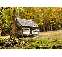 Alex Cole Cabin II Photographic Print