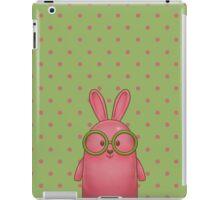 Mr. Rabbit iPad Case/Skin