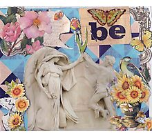 Be Loved Photographic Print