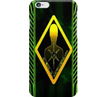 Cell Mutagenicity iPhone Case/Skin