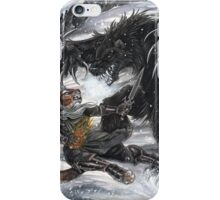 Werebear Battle iPhone Case/Skin