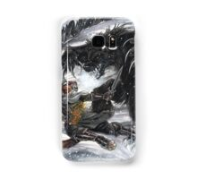 Werebear Battle Samsung Galaxy Case/Skin