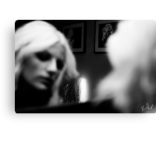 The love of Madness (III) aka Marilyn and Me Canvas Print