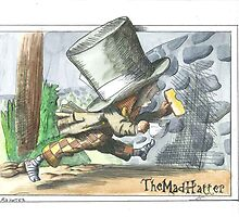 Mad Hatter by Andre Clark