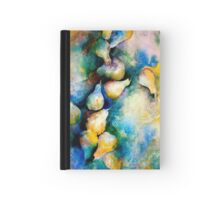 Pears and Lace... Hardcover Journal