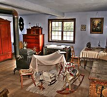 Rustic Home by ECH52