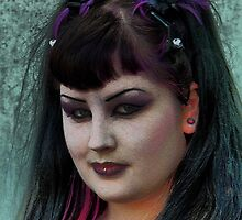 Beauty in Gothica by Larry Lingard-Davis