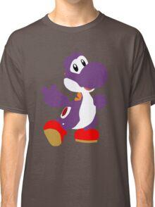 Peace Yoshi - Purple Classic T-Shirt