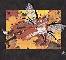 Fox Fae by Mayra Boyle