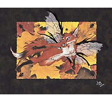 Fox Fae Photographic Print