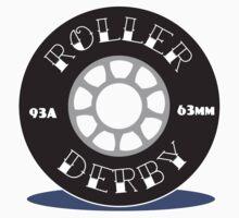 Roller Derby Vintage by StarAdrael