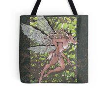 Deer Fae Tote Bag