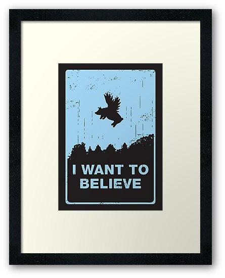 I want to believe by Budi Kwan