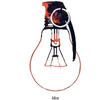 Idea is a powerful weapon by Budi Kwan