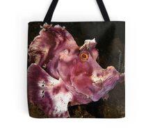 Paddleflap Scorpionfish Tote Bag