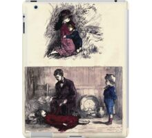 The Little Folks Painting book by George Weatherly and Kate Greenaway 0189 iPad Case/Skin