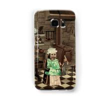 The New Cook Samsung Galaxy Case/Skin