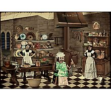 The New Cook Photographic Print