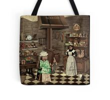 The New Cook Tote Bag