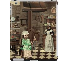 The New Cook iPad Case/Skin