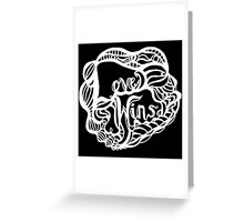 Love Wins Design - Version Two Greeting Card