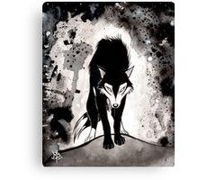 Feral Eyes - 2003 Canvas Print