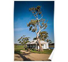 Milton Winery Cellar Door - East Coast, Tasmania Poster