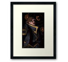 Disciple of Sigmar - Rowena Framed Print