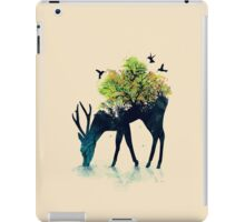 Watering - a life into itself iPad Case/Skin