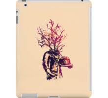 Goodbye earth iPad Case/Skin