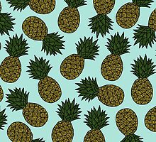 PINEAPPLE - MINT by tosojourn