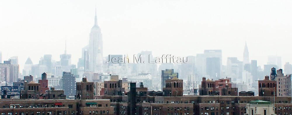 Two worlds by Jean M. Laffitau