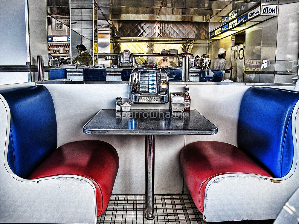 American Diner by sparrowhawk
