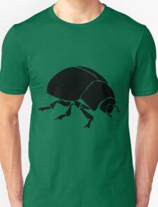 Black bug Unisex T-Shirt