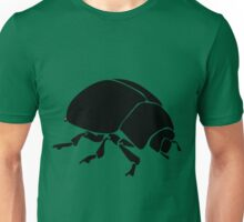 Black bug Unisex T-Shirt