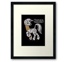 Zecora: Friendship is Magic Framed Print