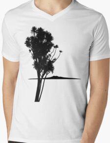 Rangi T Mens V-Neck T-Shirt