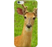 Mister Buck iPhone Case/Skin
