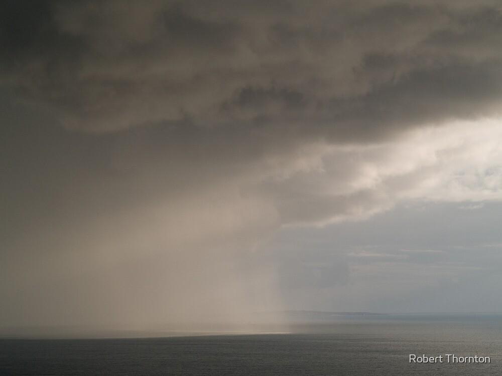 Sun shower by Robert Thornton