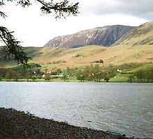 Buttermere in spring by Ian Lyall