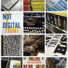 Melbourne Museum of Printing by Steve Leadbeater