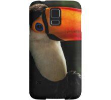 Toucan No. 6 of Iguazu Samsung Galaxy Case/Skin