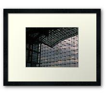DB Sunset Framed Print