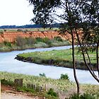 Another bend in the Werribee River by EdsMum
