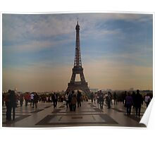 Tourist Attraction Poster